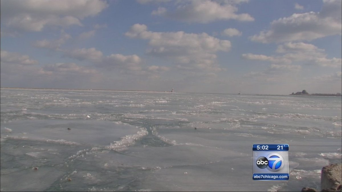 BRRR! Temps are already starting to plunge across Chicago - and snow is on the way! DETAILS