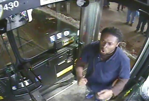 SEE IT: Police release video of man pummeling Brooklyn bus driver