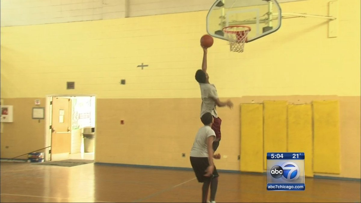 A basketball tournament for peace is happening Friday and Saturday in West Garfield Park