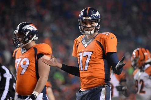 Broncos offseason issues begin at QB position with Brock Osweiler: by @TroyRenck