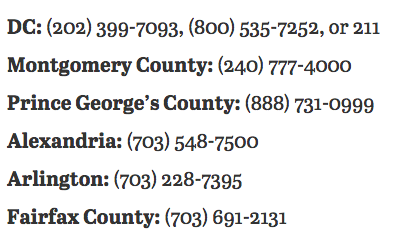 It will be extremely cold all weekend. If you see someone in need of shelter, call one of these numbers