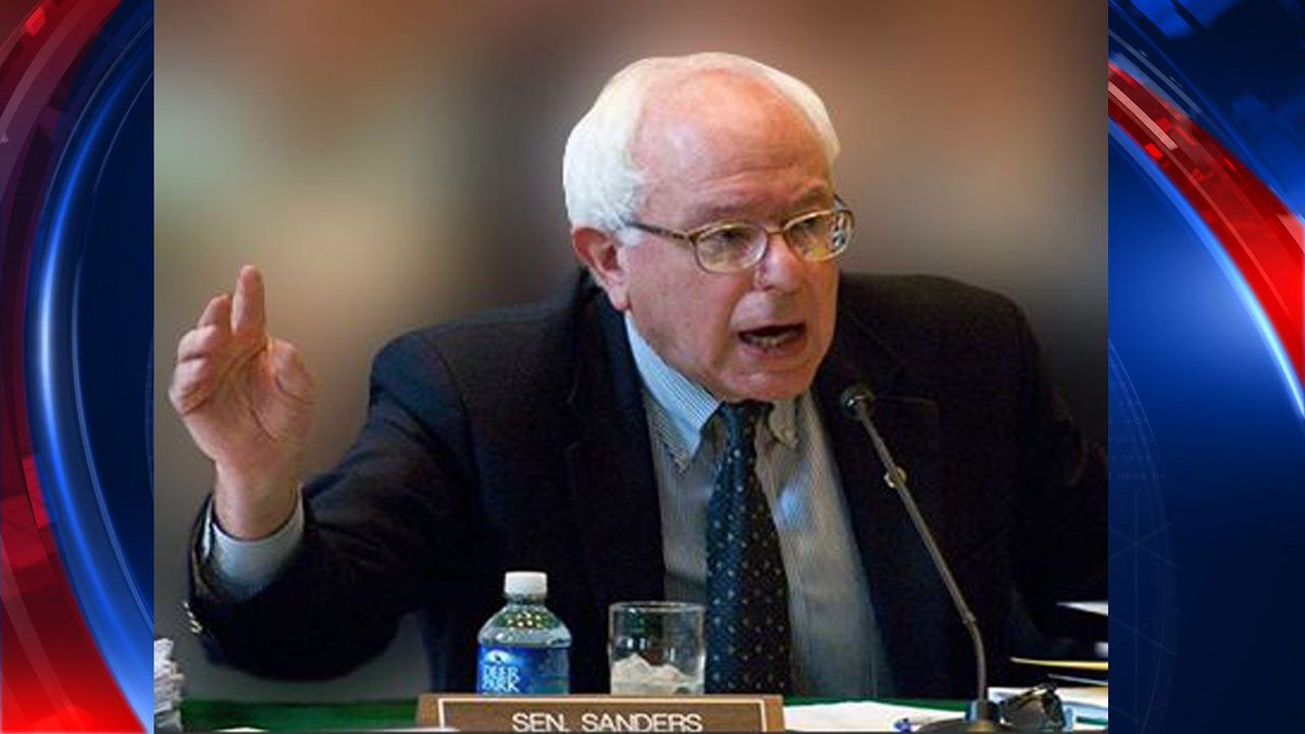 @BernieSanders to have rally in Ypsilanti at Eastern Michigan Monday