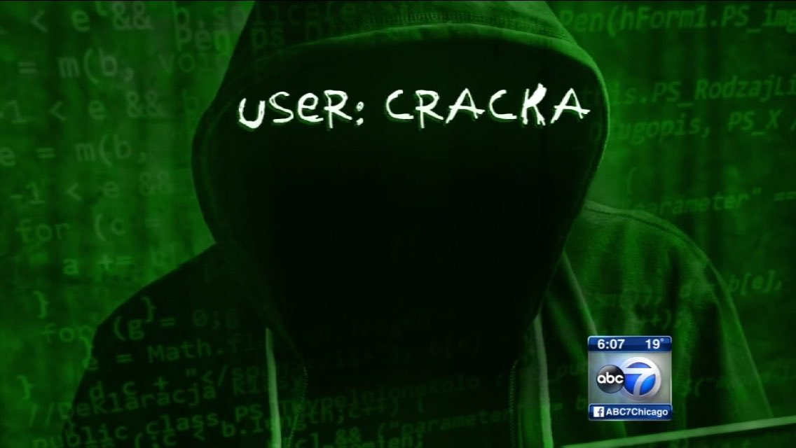 16 yr old named Cracka charged in UK with hacking federal agents in Chicago, DC, at CIA.