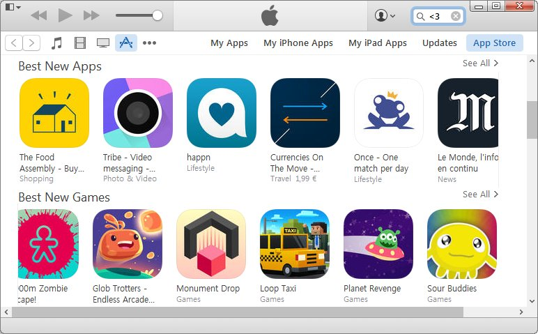 Sweet!!The European  AppStore featured Sour Buddies this week under  Best  New Games ! 9ce0d764e37
