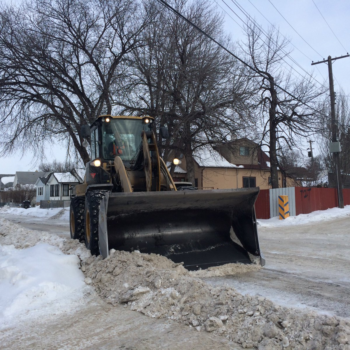 The Residential Parking Ban has been lifted. Thanks for your cooperation, Winnipeg!