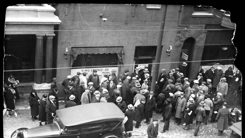 Autopsy reports from Chicago's infamous Valentine's Day massacre have been found