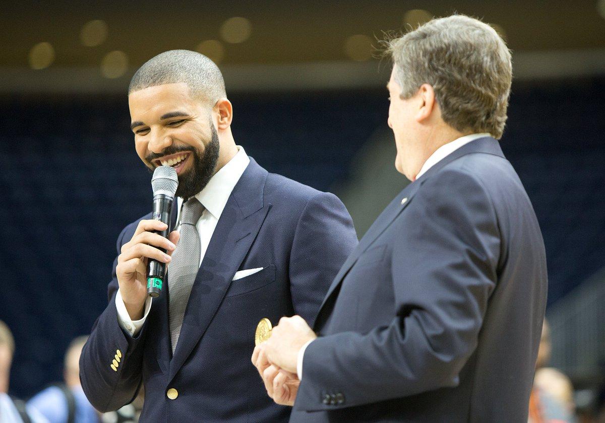 'I will never stop loving this city' — @Drake NBAAllStarTO