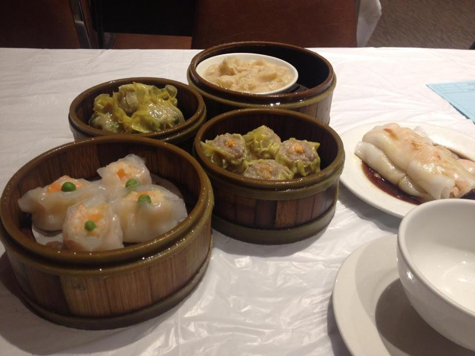 @GlobeFluto | Hockey Food: Winnipeg does dim sum as well as any city in the league.