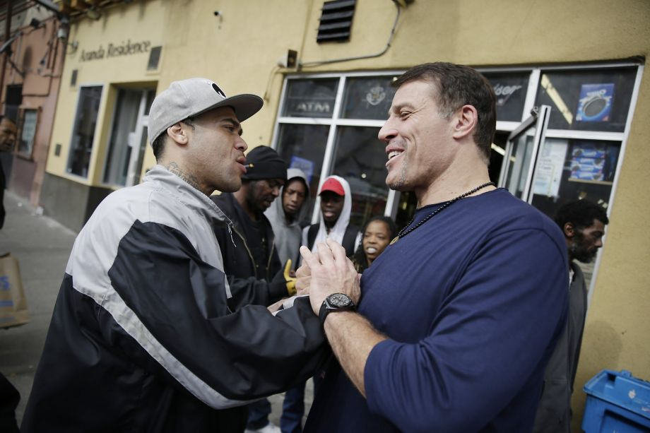Tony Robbins saves homeless-helping SF nuns from eviction. via @KevinChron