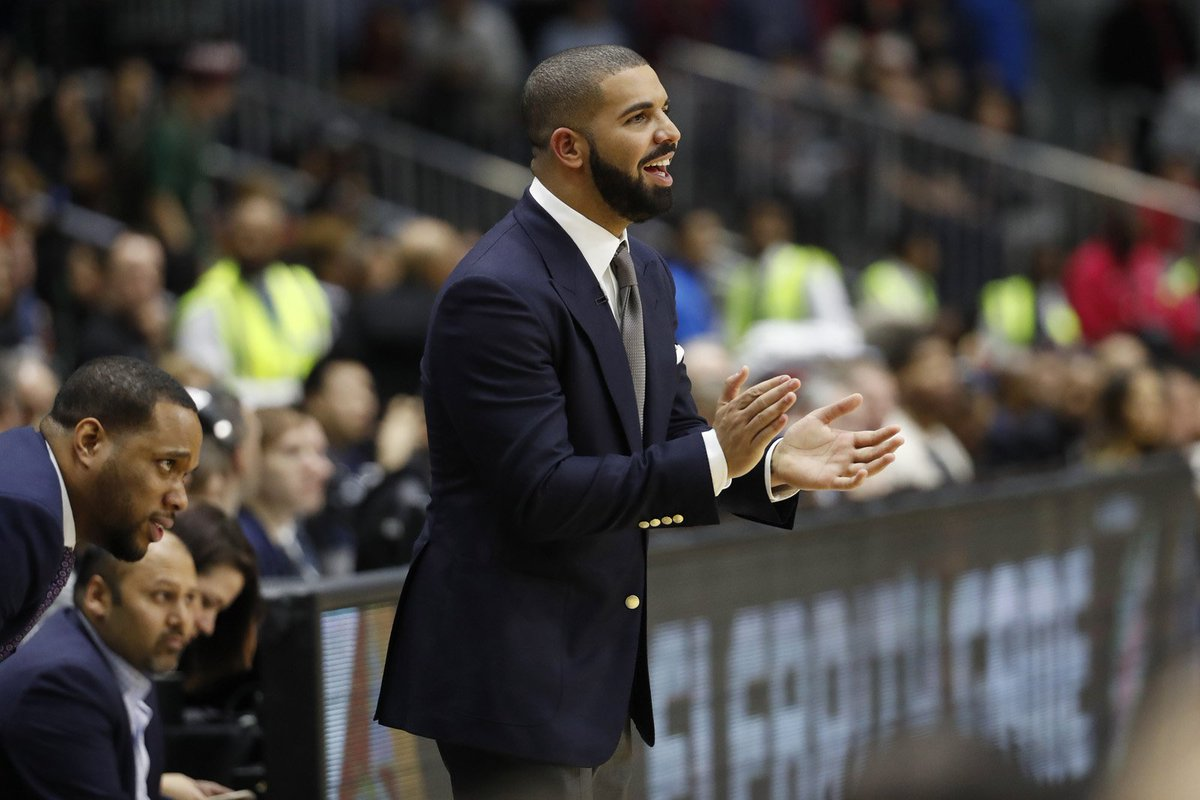 Canada beats U.S. in celebrity game, but Drake's the big winner NBAAllStarTO