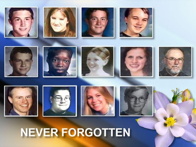 Almost 17 years after the Columbine High School massacre, we still remember the lives lost