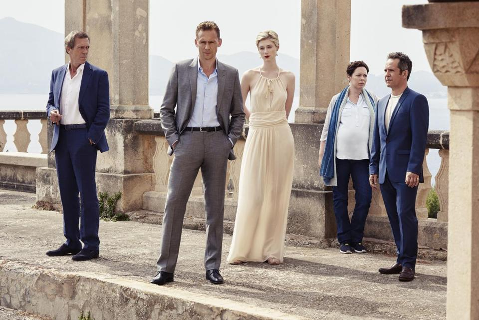 Will AMC miniseries make Tom Hiddleston a household name?