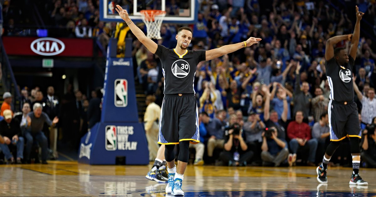 Stephen Curry's the MVP, and he's not letting go. via @Bruce_Jenkins1
