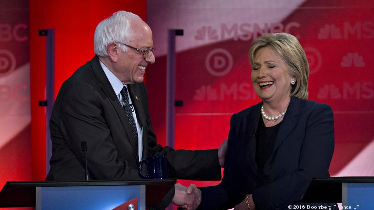 Hilary Clinton & Bernie Sanders are about to converge on Colorado — a key battleground state