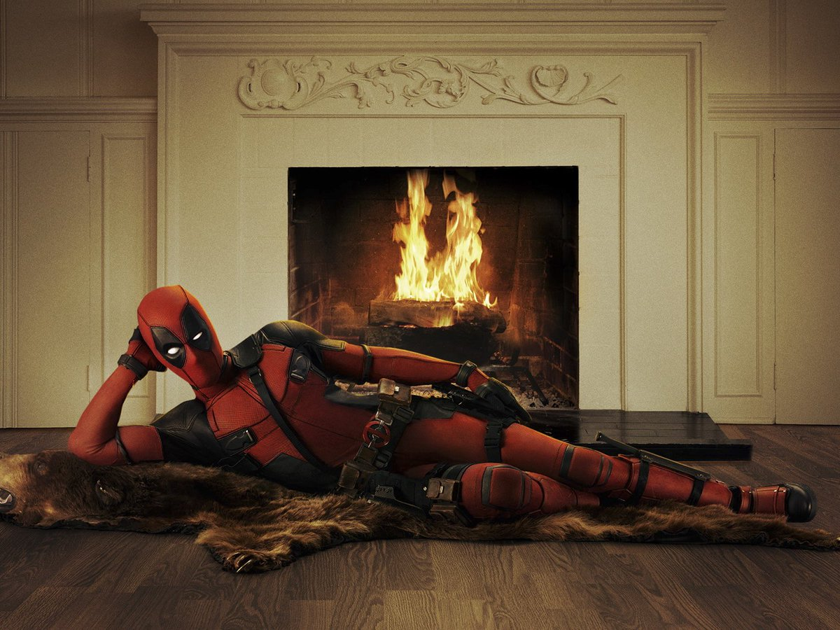 Marvel's Deadpool is bloody, shallow and oh so smug.