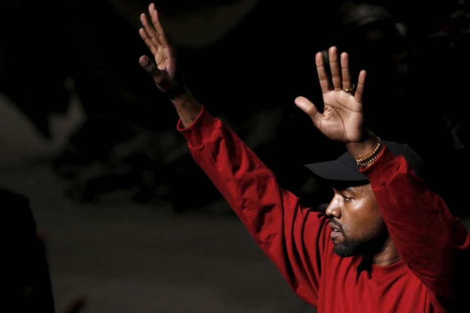 Names: Kanye clearly has a thing about Taylor Swift, and she wishes he'd drop it already