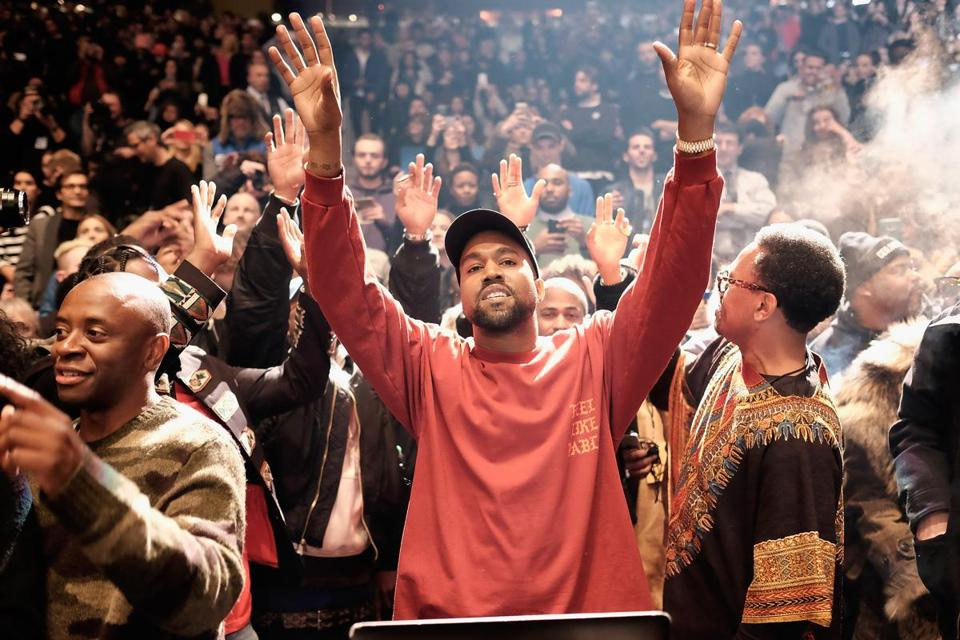 Kanye's listening party at Madison Square Garden was proof positive of celebrity's power