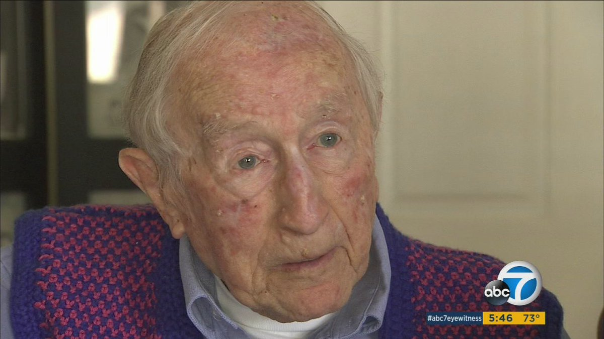 Holocaust survivor scammed in SoCal Ponzi scheme