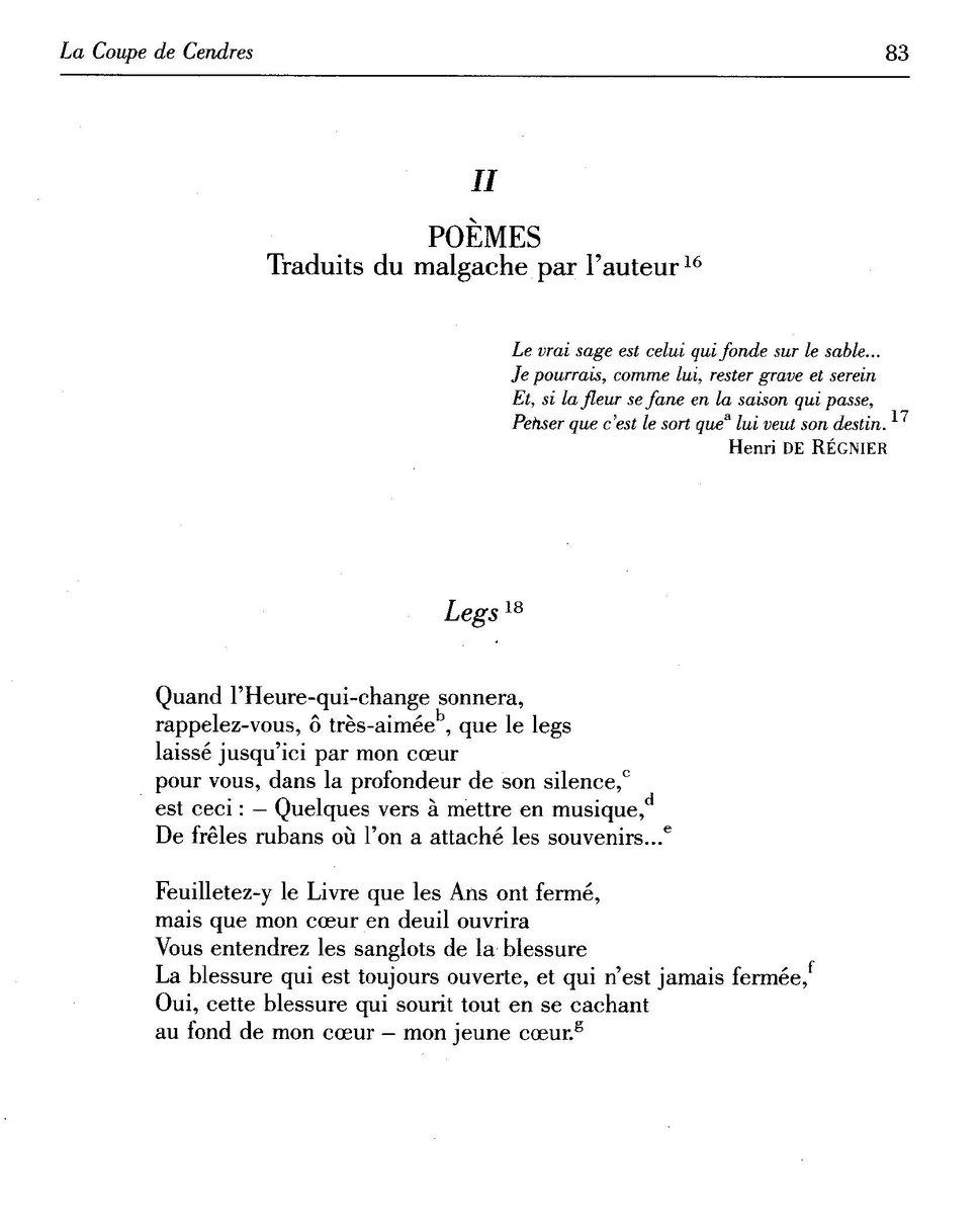 Alika Mirenireny On Twitter Lova Legs Jjr 1924 Poème