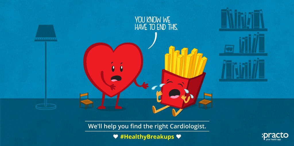 This Valentine's Day have some healthy breakups :) #HappyValentinesDay #HealthyBreakups https://t.co/ZYMZ1OicFk