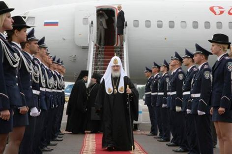 Папа Римский Франциск и патриарх Кирилл подписали совместное заявление - Цензор.НЕТ 8418