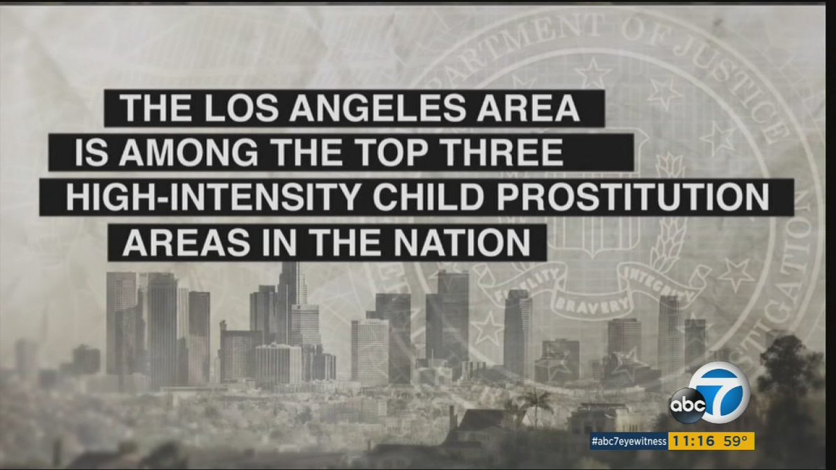 Sex slaves in SoCal: LAPD shifts approach to help human trafficking victims
