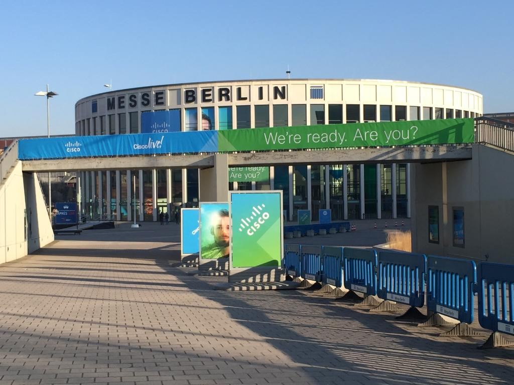 Are you ready for #CLEUR? We're so excited to welcome all of you tomorrow from 15:00 at the Messe Berlin #CLEUR https://t.co/VyB5R1QhFA