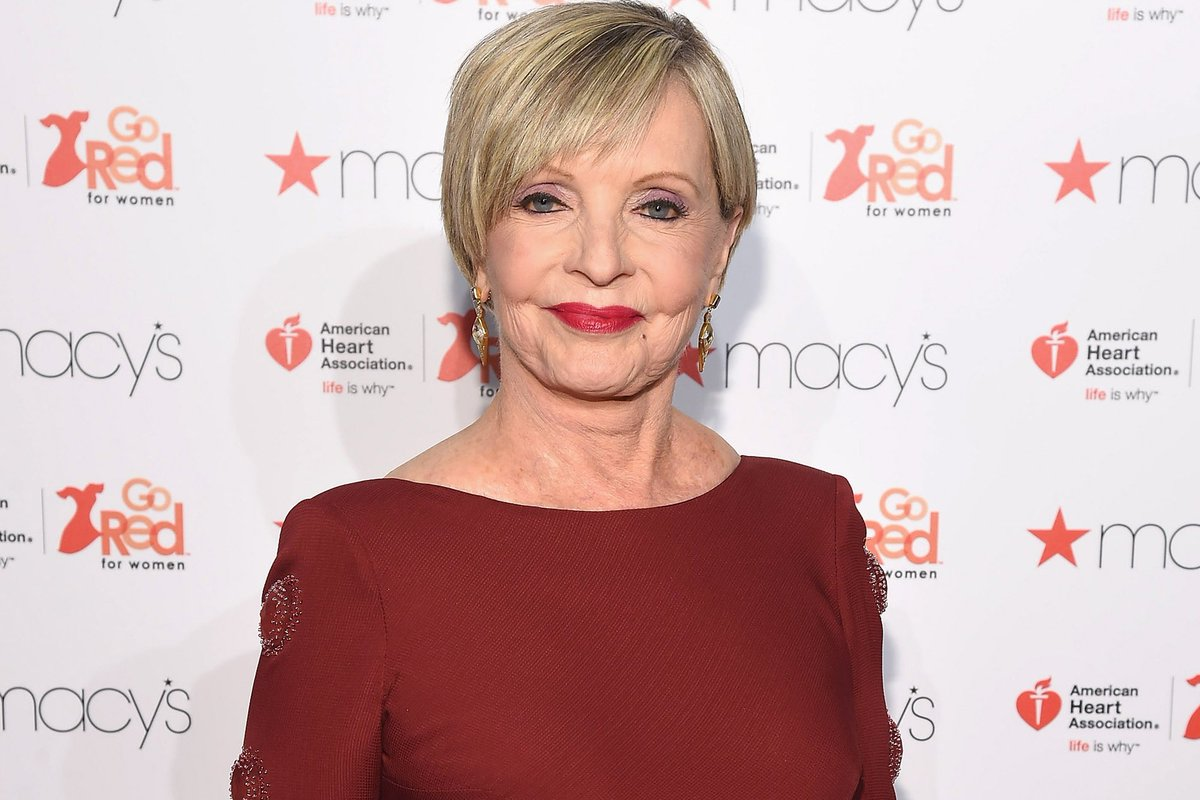 Florence Henderson, 81, has multiple 'friends with benefits'