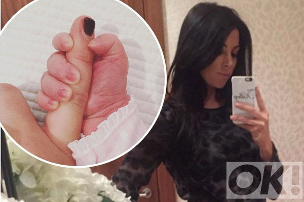 RT @OK_Magazine: Congratulations! @carakilbey reveals ADORABLE first photo of newborn baby: https://t.co/52a8jUVdJf https://t.co/cbavA6CRJN