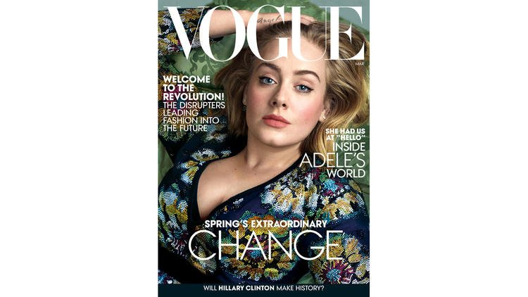 Adele's to-do list these days?