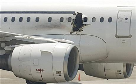 JUST IN: Somalia: Al-Shabab claims responsibility for plane bomb
