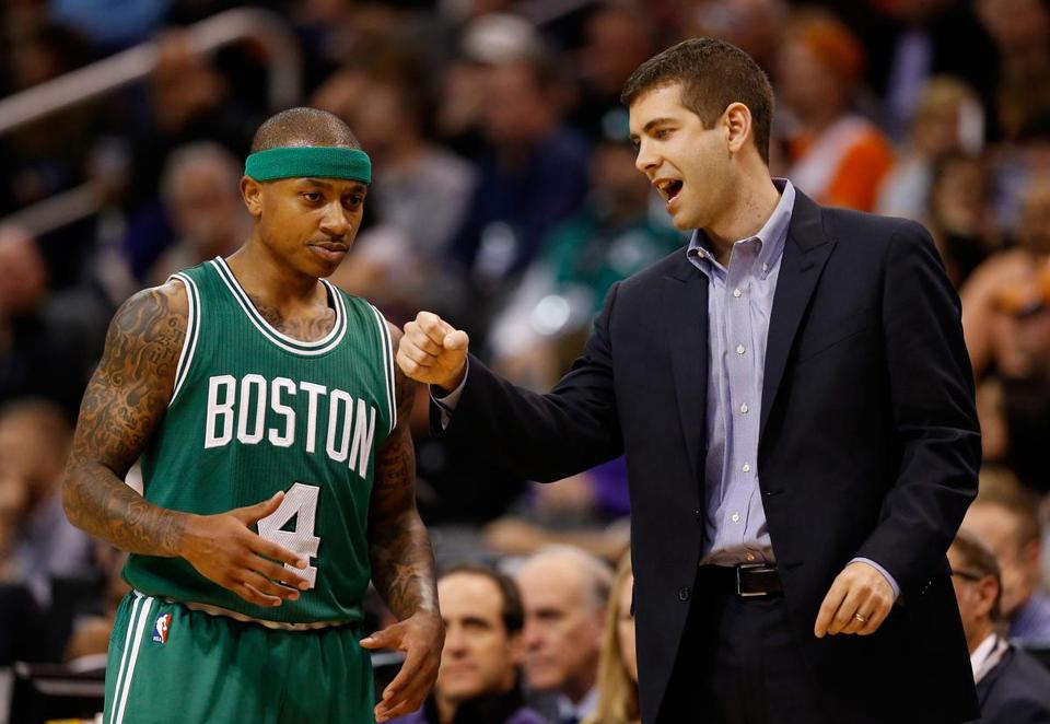 The Celtics are becoming a highly regarded team around the NBA