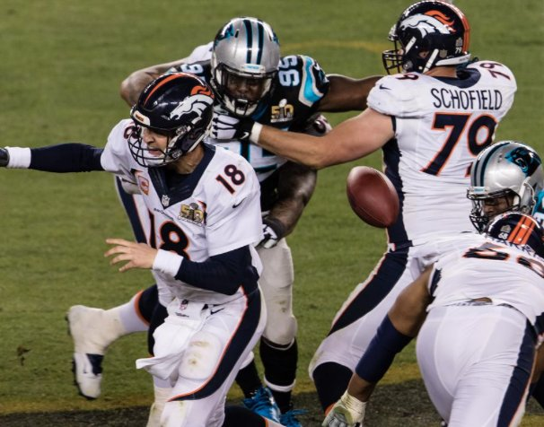 Let's all just take a moment and remember last weekend. And celebrate. SB50 Broncos
