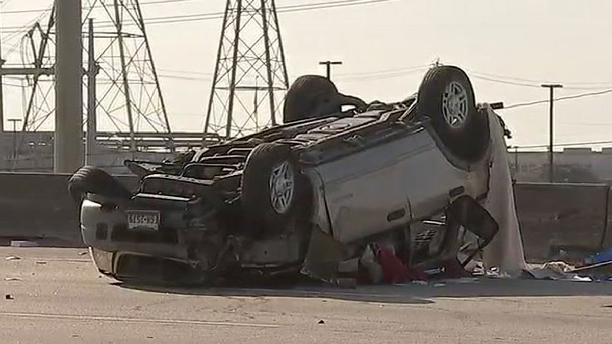 Suspected drunk driver caught at Jack in the Box after deadly accident. More: abc13