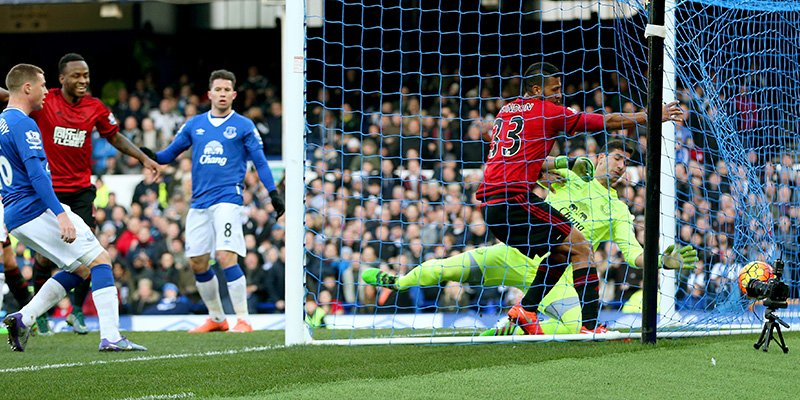 Video: Everton vs West Bromwich Albion