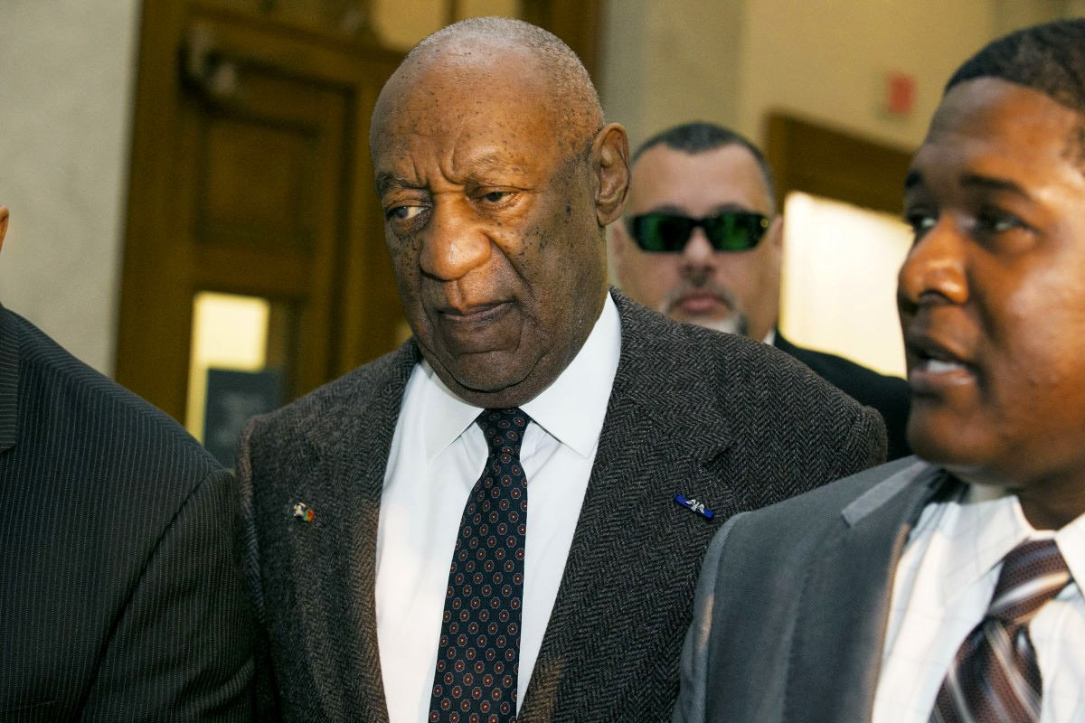 Cosby launches appeal, seeks to halt case