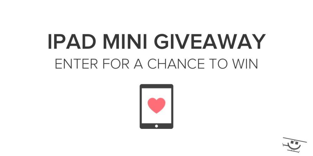 Enter our February #giveaway for a chance to #win an iPad mini + prize pack: https://t.co/0EHRRoRVB0 https://t.co/7KuavY3PvB