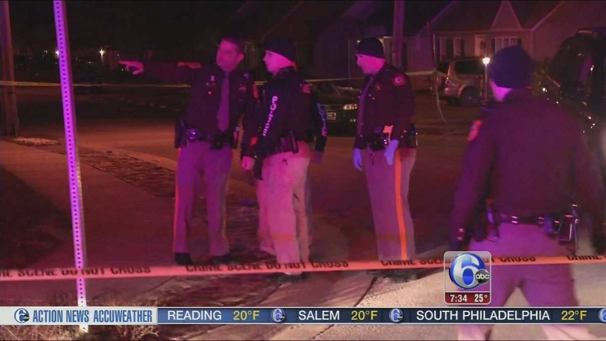 2 men wounded after shooting in Delaware-