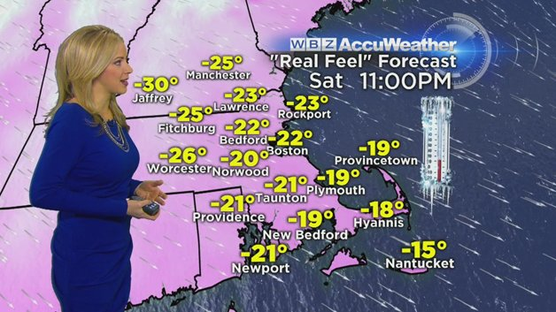 It'll be dangerously cold this weekend. @PamelaWBZ4 has details, and when it'll warm up.