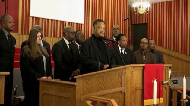 Jesse Jackson,church leaders are planning a march in Flint to protest water contamination