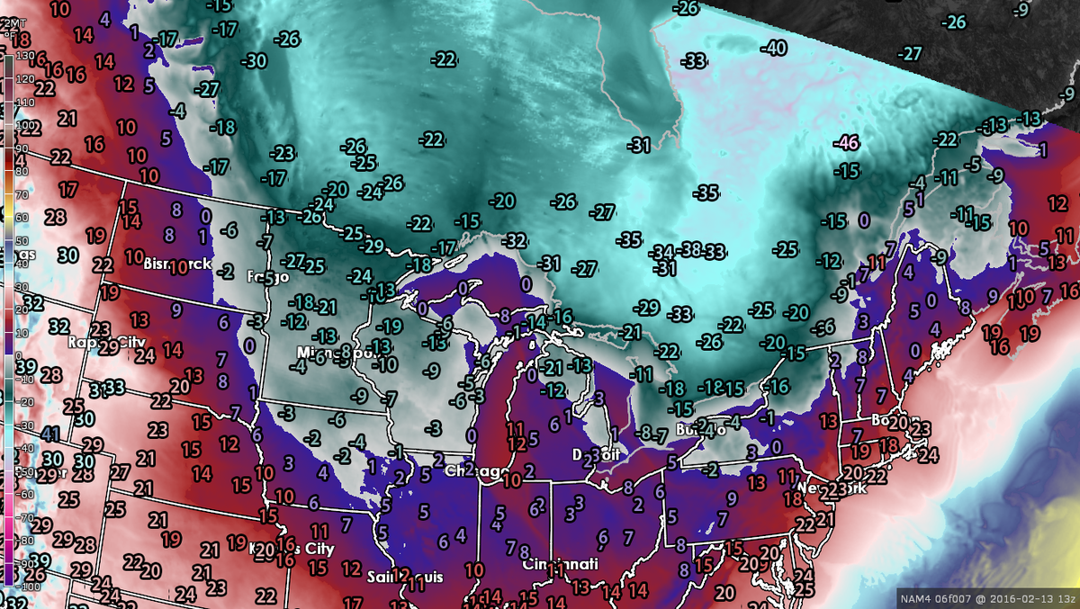 My word that is some cold air.