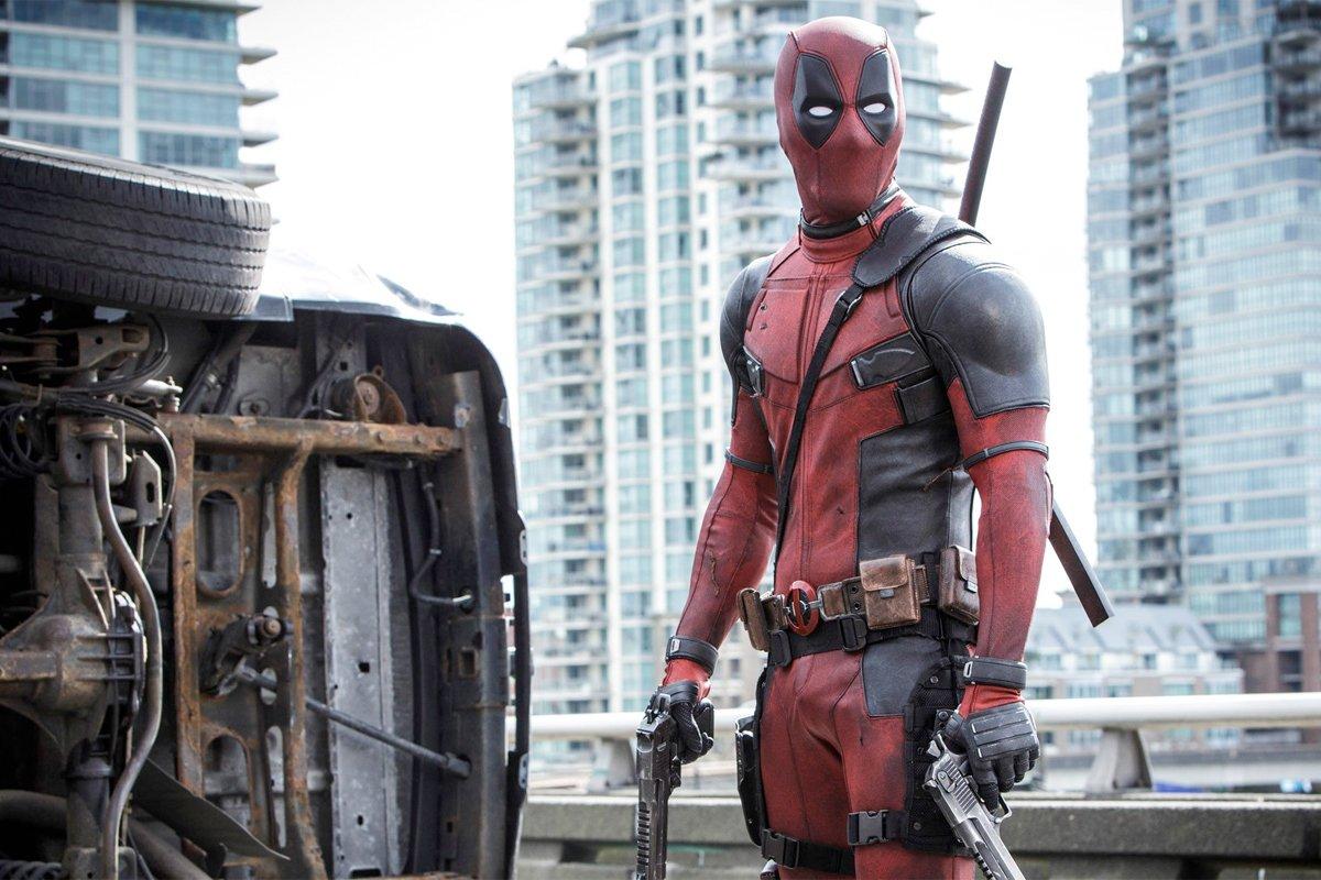 -Bleeping- Deadpool is breaking -bleeping- records at the -bleeping- box office