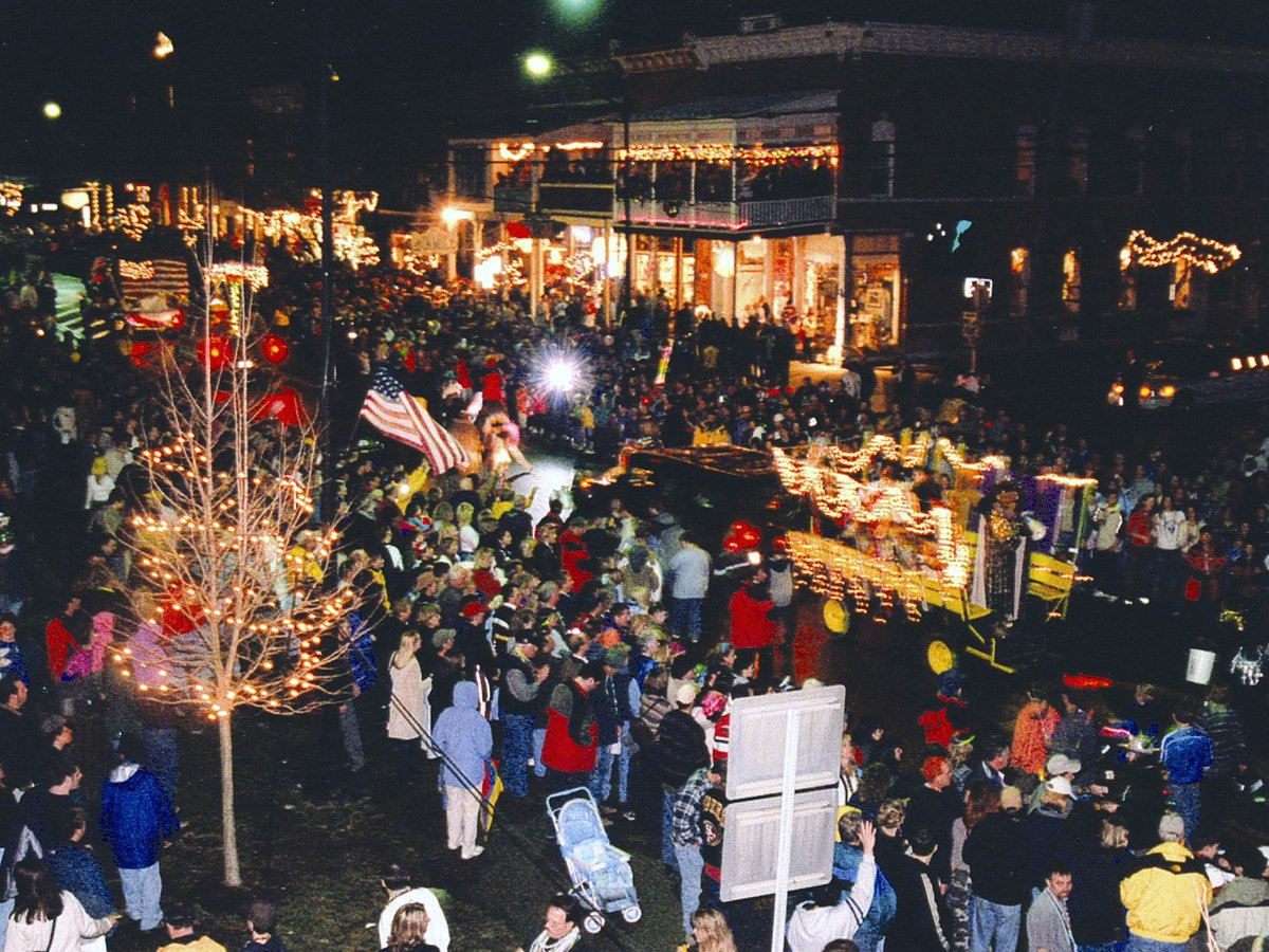 Celebrate MardiGras in the Village of Ellicottville at the Holiday Valley Winter Carnival