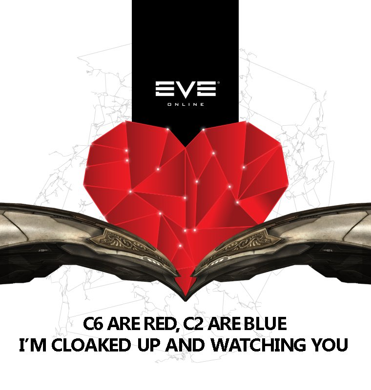 EVE Online on Twitter Send your favorite person some Valentines – Valentine Cards Online Send
