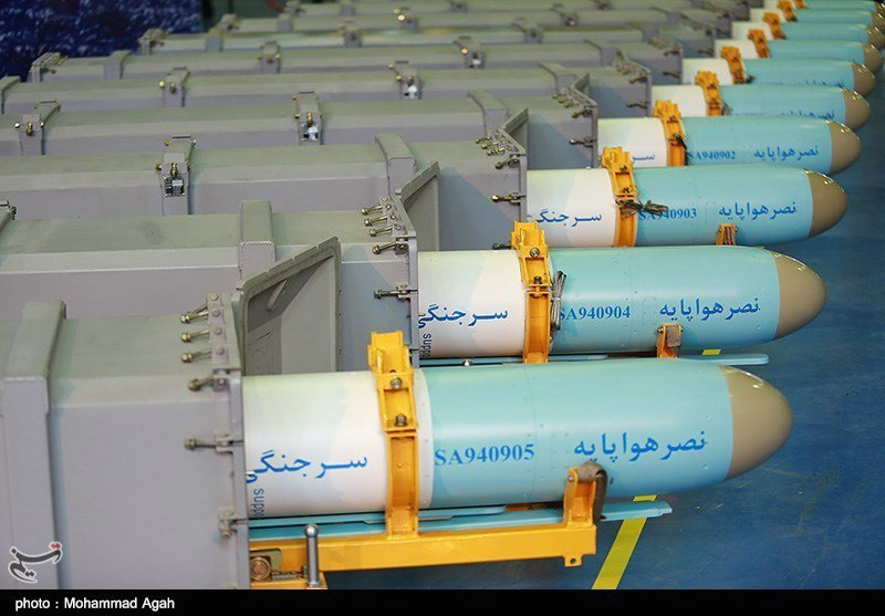 Iran Air Force (IRIAF) | News and Discussions - Page 3 CbGd7_OWwAA2-08