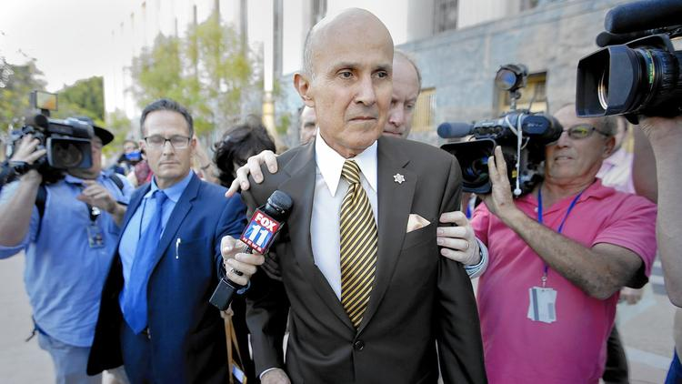 Recorded interview reveals former Sheriff Lee Baca lying to a federal prosecutor