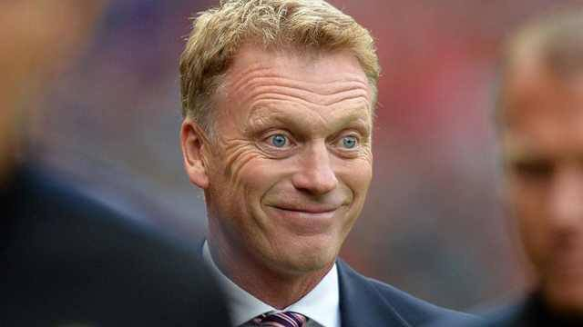 Moyes 1st season: 26 games 42 points (£65m spent)  LVG's 2nd season: 26 games 41 points (£250m spent)