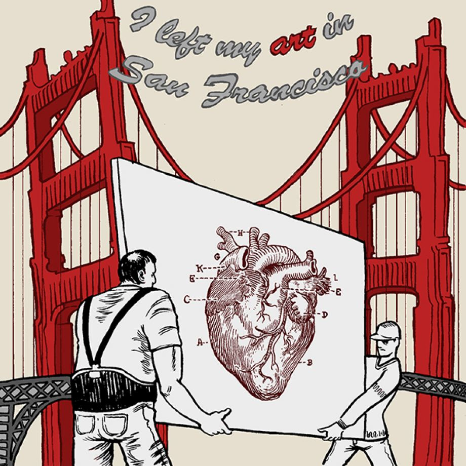 Savage Bay Area love: Artists' special Bay Area Valentines via @KQED.