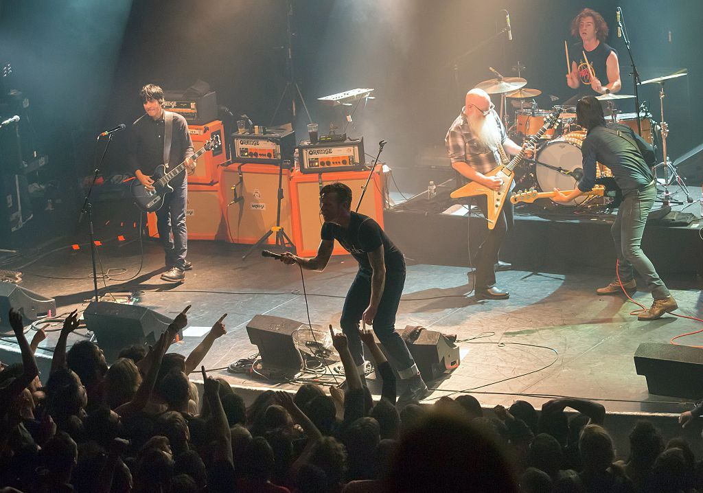 The Eagles of Death Metal begin their tour Saturday, three months after the Paris attacks.
