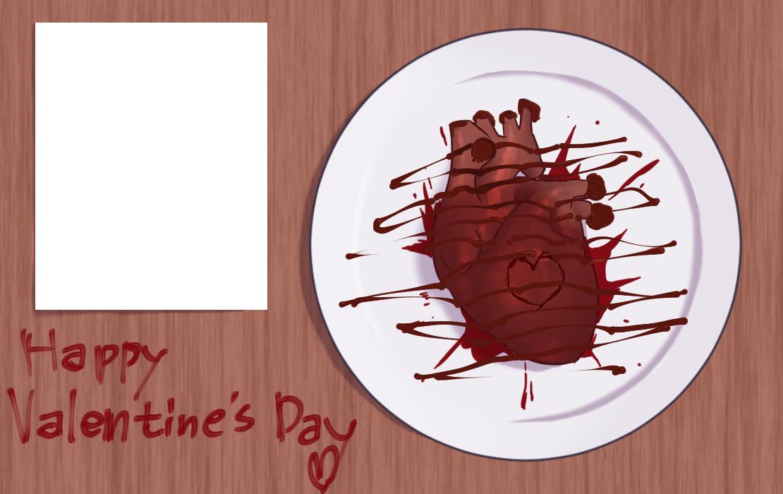 @moeryona 無駄に素材化したのでチョコレート()もらいたいキャラ入れてあげてください
